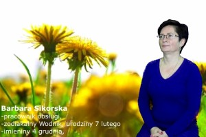 Barbara Sikorska