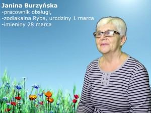 Janina Burzyńska