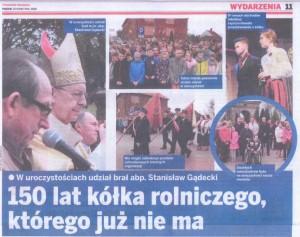 1 Obchody 150 lat Kółka Rolczniego