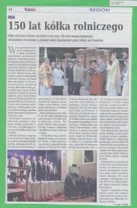 4 Obchody 150 lat Kółka Rolczniego
